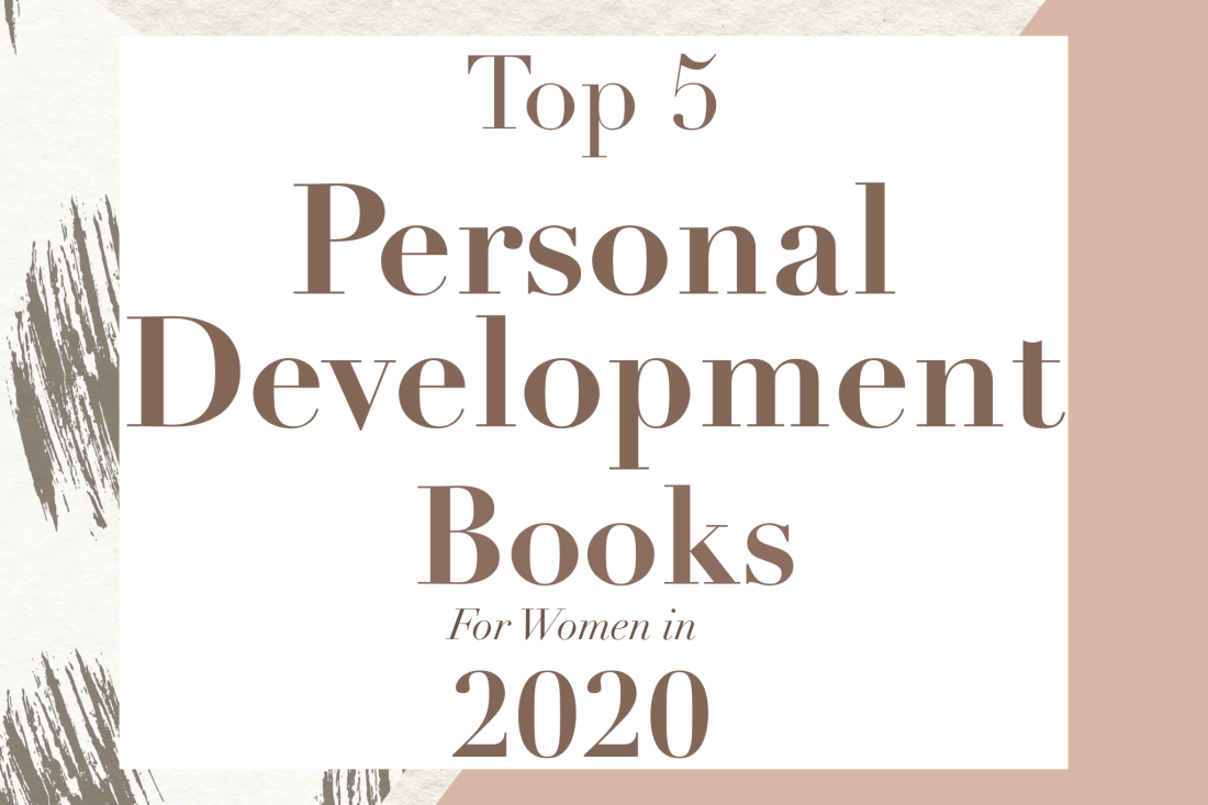 top 5 personal development books for women in 2020