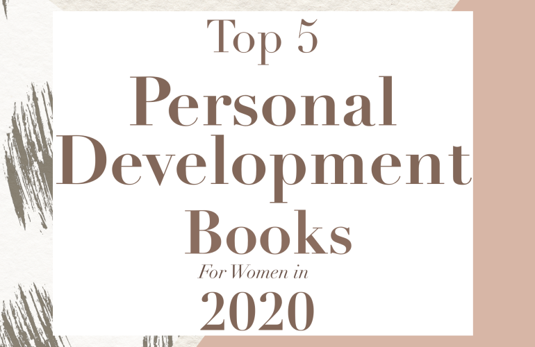 top 5 personal development books for women in 2020